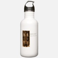 Shroud of Turin Water Bottle