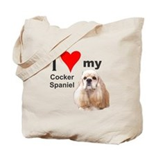 Cute Beige Tote Bag