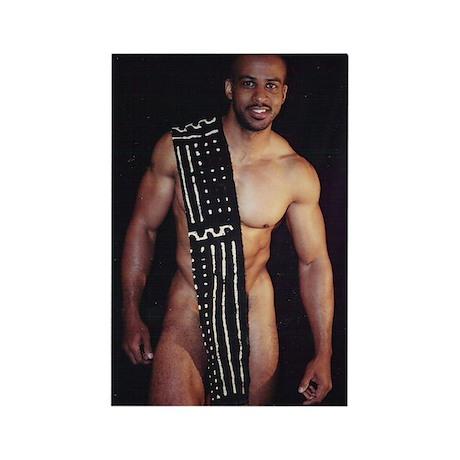 Nubian King Magnet