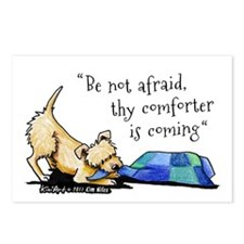 Be Not Afraid Postcards (Package of 8)