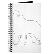 Great Pyrenees Outline Journal