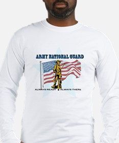 Army National Guard Long Sleeve T-Shirt