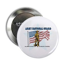 """Army National Guard 2.25"""" Button"""