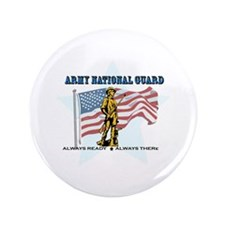 """Army National Guard 3.5"""" Button (100 pack)"""