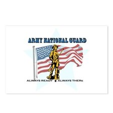 Army National Guard Postcards (Package of 8)