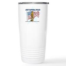 Army National Guard Travel Mug