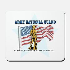 Army National Guard Mousepad