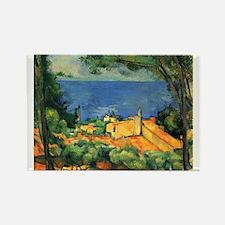 Cézanne Artzsake Rectangle Magnet