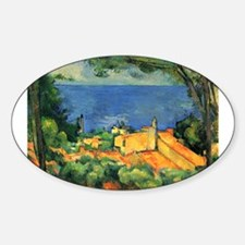 Cézanne Artzsake Decal