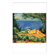 Cézanne Artzsake Postcards (Package of 8)