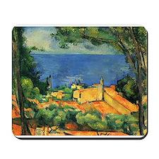 Cézanne Artzsake Mousepad
