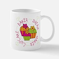 Cupcake Baker Dream Maker Mug