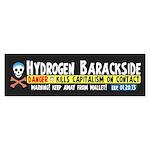 Hydrogen Barackside Sticker (Bumper 50 pk)