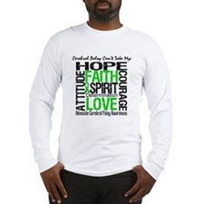 Cerebral Palsy Can'tTakeHope Long Sleeve T-Shirt