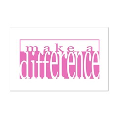 Make a Difference Posters