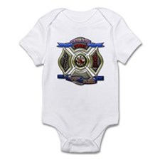 Fire Desire, Courage, Ability Infant Bodysuit
