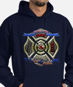 Fire Desire, Courage, Ability Hoodie