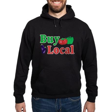 Buy Local Hoodie (dark)