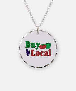 Buy Local Necklace