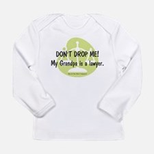 Lawyer Grandpa Long Sleeve Infant T-Shirt
