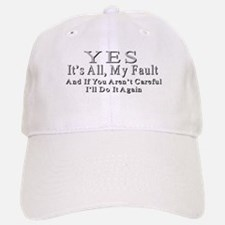 My Fault Cap