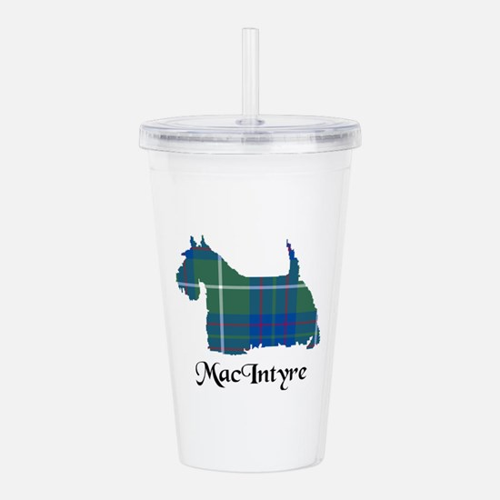 Terrier-MacIntyre hunt Acrylic Double-wall Tumbler
