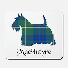 Terrier-MacIntyre hunting Mousepad