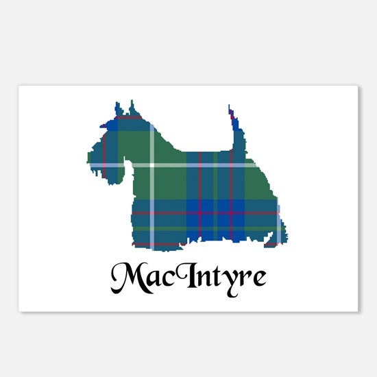 Terrier-MacIntyre hunting Postcards (Package of 8)