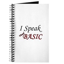 """I Speak Visual Basic"" Journal"
