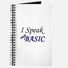 """I Speak Visual Basic"" Journal"