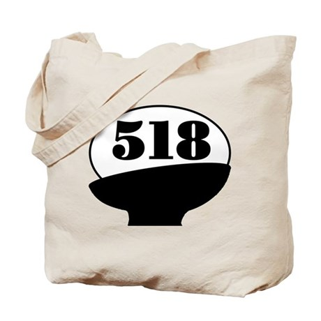 Egg in the 518 - Tote Bag