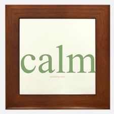 calm Framed Tile