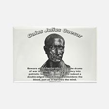 Julius Caesar 01 Rectangle Magnet