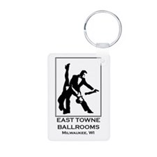 East Towne Ballrooms 2 Keychains
