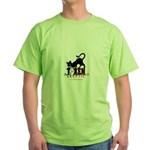 Token Skeptic Green T-Shirt