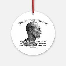 Julius Caesar 02 Ornament (Round)