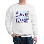 Hope Prostate Cancer Sweatshirt