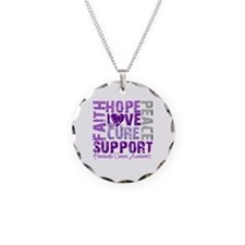 Hope Pancreatic Cancer Necklace