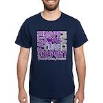 Hope Pancreatic Cancer Dark T-Shirt