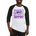 Hope Pancreatic Cancer Baseball Jersey