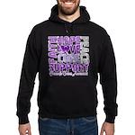 Hope Pancreatic Cancer Hoodie (dark)