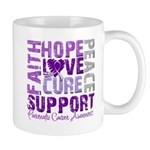 Hope Pancreatic Cancer Mug
