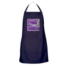 Hope Pancreatic Cancer Apron (dark)