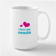I Love My Cousin Mug