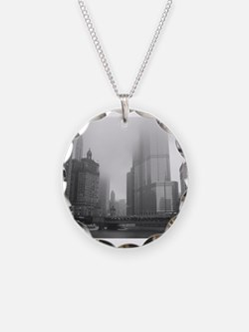 Chicago Rain Necklace