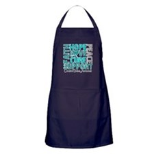 Hope Ovarian Cancer Apron (dark)