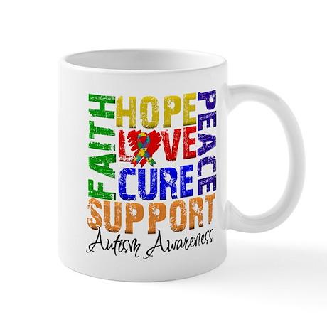 Hope Autism Mug