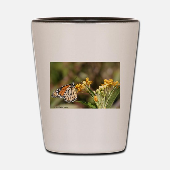 KWH Monarch Shot Glass