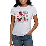 Hope Melanoma Women's T-Shirt