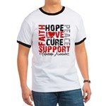 Hope Melanoma Ringer T